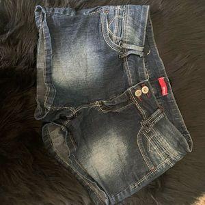 🔥Bongo denim shorts. Size 7
